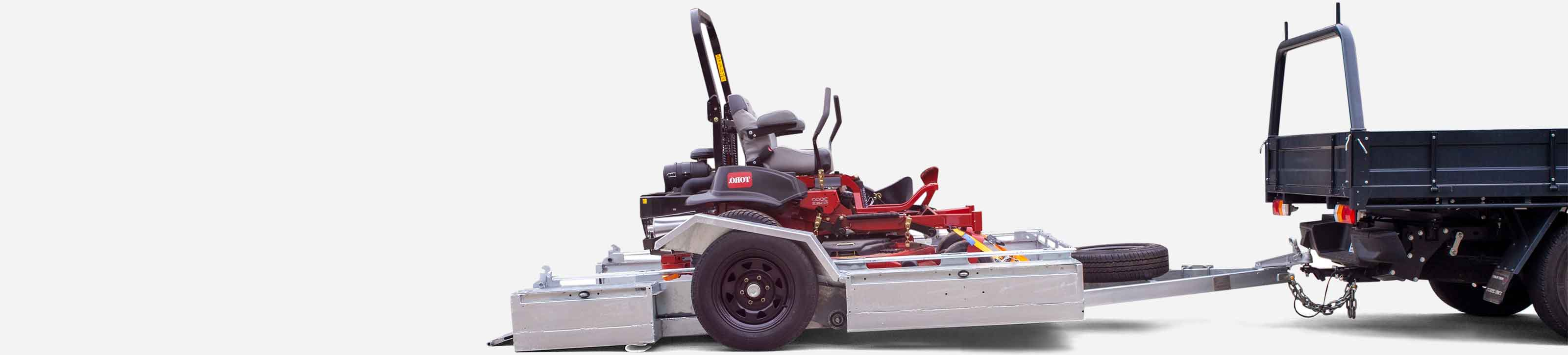 Small Lay Flat Trailers
